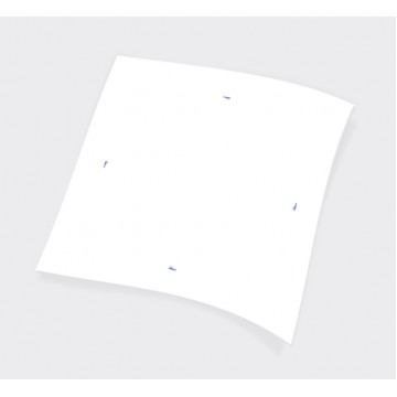 ΤΡΑΠΕΖΟΜΑΝΤΙΛΟ - ΛΕΥΚΟ - ΦΥΛΛΟ - 1,30μ ENDLESS