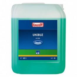 G235 Unibuz  10LT  Καθαριστικό δαπέδων με υπέροχο αρωμα μεγάλης διάρκειας