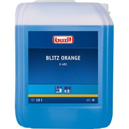 G 482 Buzil Blitz-Orange 10LT  ΚΑΘΑΡΙΣΤΙΚΟ ΜΕ ΑΡΩΜΑ ΠΟΡΤΟΚΑΛI
