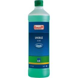 G235 Unibuz  1LT Καθαριστικό δαπέδων με υπέροχο αρωμα μεγάλης διάρκειας